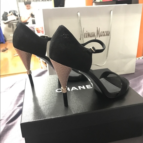 CHANEL Shoes - Chanel Limited Edition High Heels